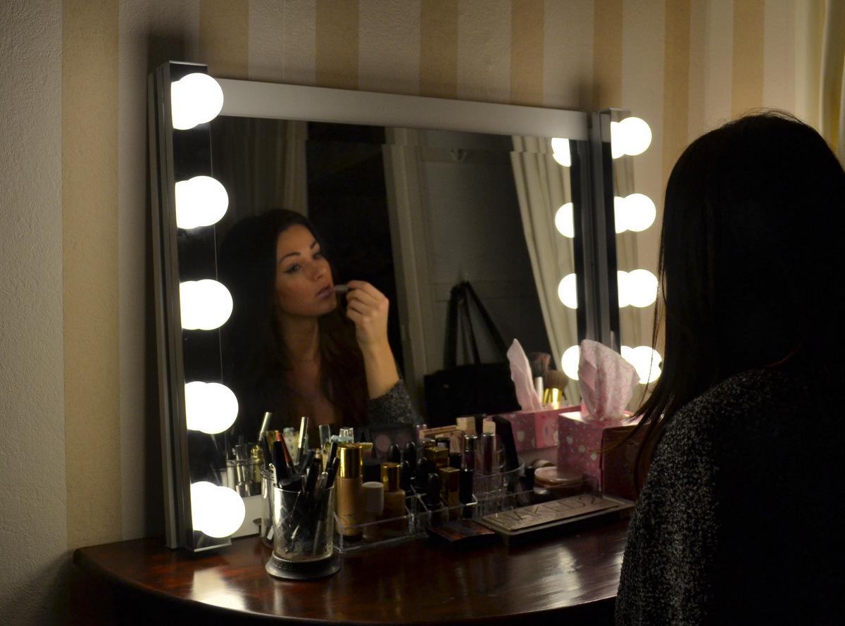 spiegel lampen ikea