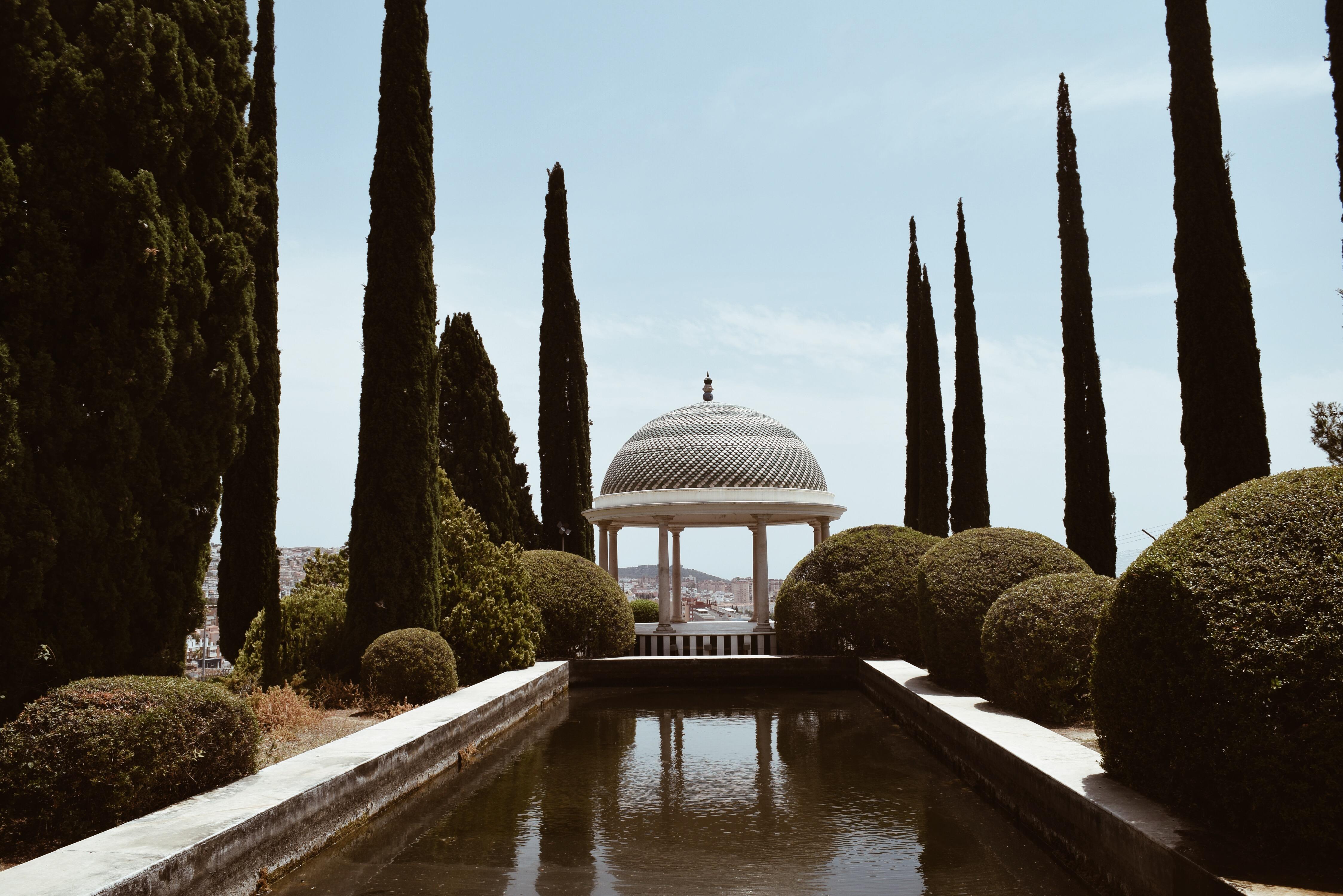 Botanische tuinen in Malaga