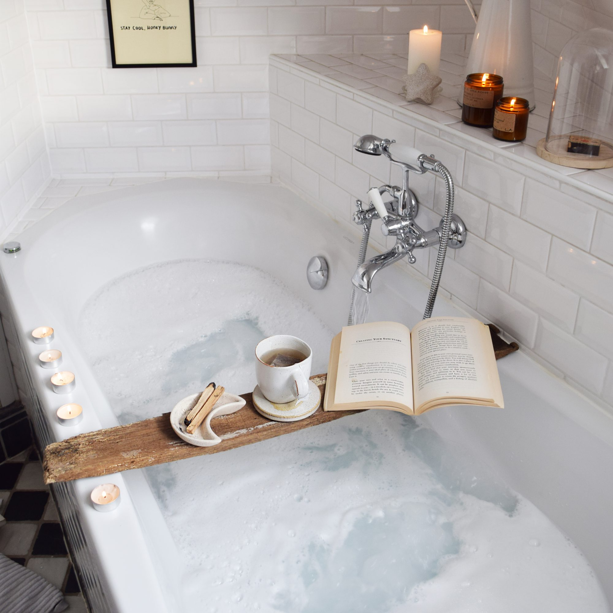 How to relax during the colder months